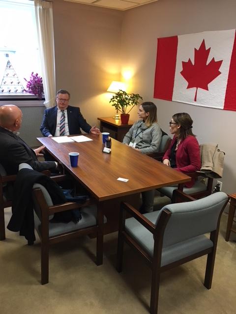 GORDON BARNHART, MAIRIN LOEWEN, NATALINA CONNER-FEDERATION OF CANADIAN MUNICIPALITIES