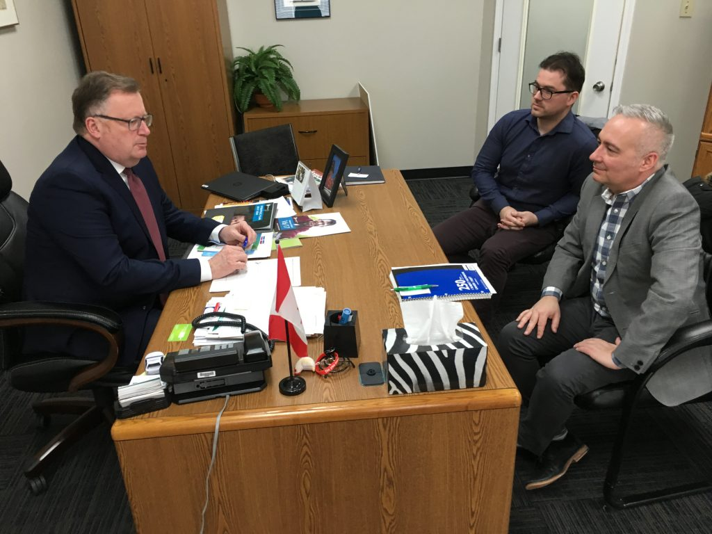 SACL-NICH FRASER DIRECTOR OF INCLUSION & DALLAS TETARENKO, COMMUNITY INCLUSION CONSULTANT