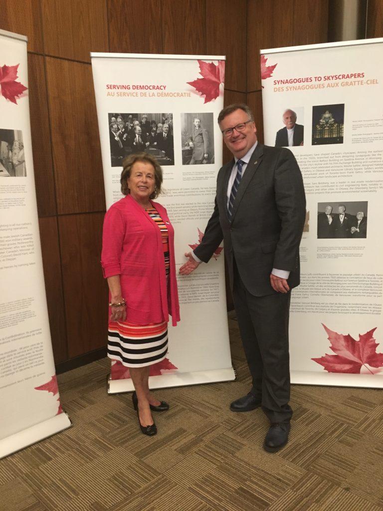 TOVA LYNCH, FOUNDER CANADIAN JEWISH EXPERIENCE