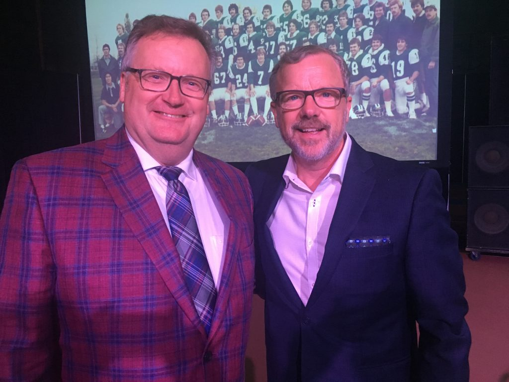 TRIBUTE TO BRIAN TOWRISS NIGHT WITH FORMER PREMIER BRAD WALL, HONORARY CHAIR
