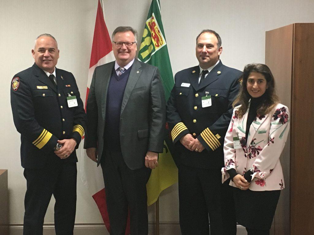 CANADIAN ASSOCIATION OF FIRE CHIEFS