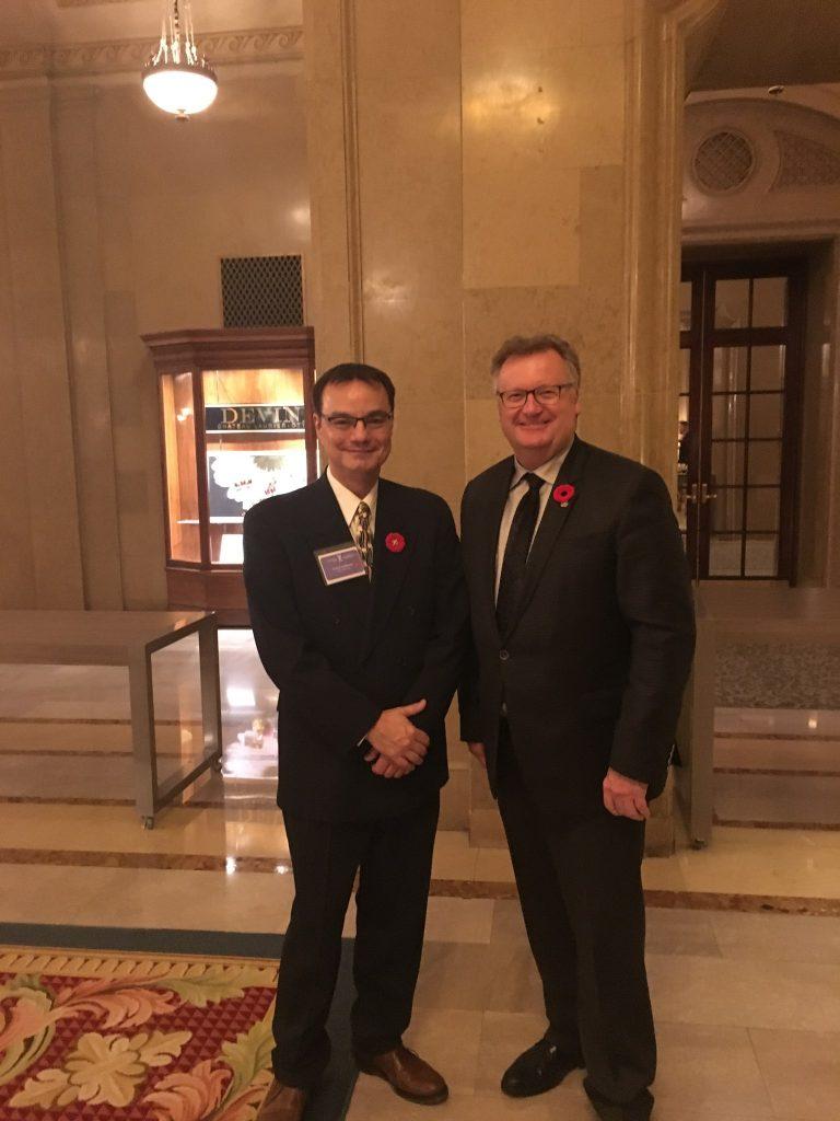 LLOYD LALIBERTE PLEASANT HILL SCHOOL-TEACHERS INSTITUTE ON CANADIAN PARLIAMENTARY DEMOCRACY
