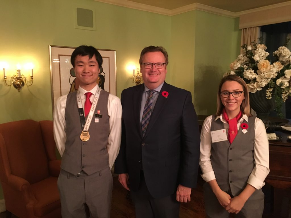 JUN ZHENG & KYLA HENRY-WORLDSKILLS TEAM CANADA (4)