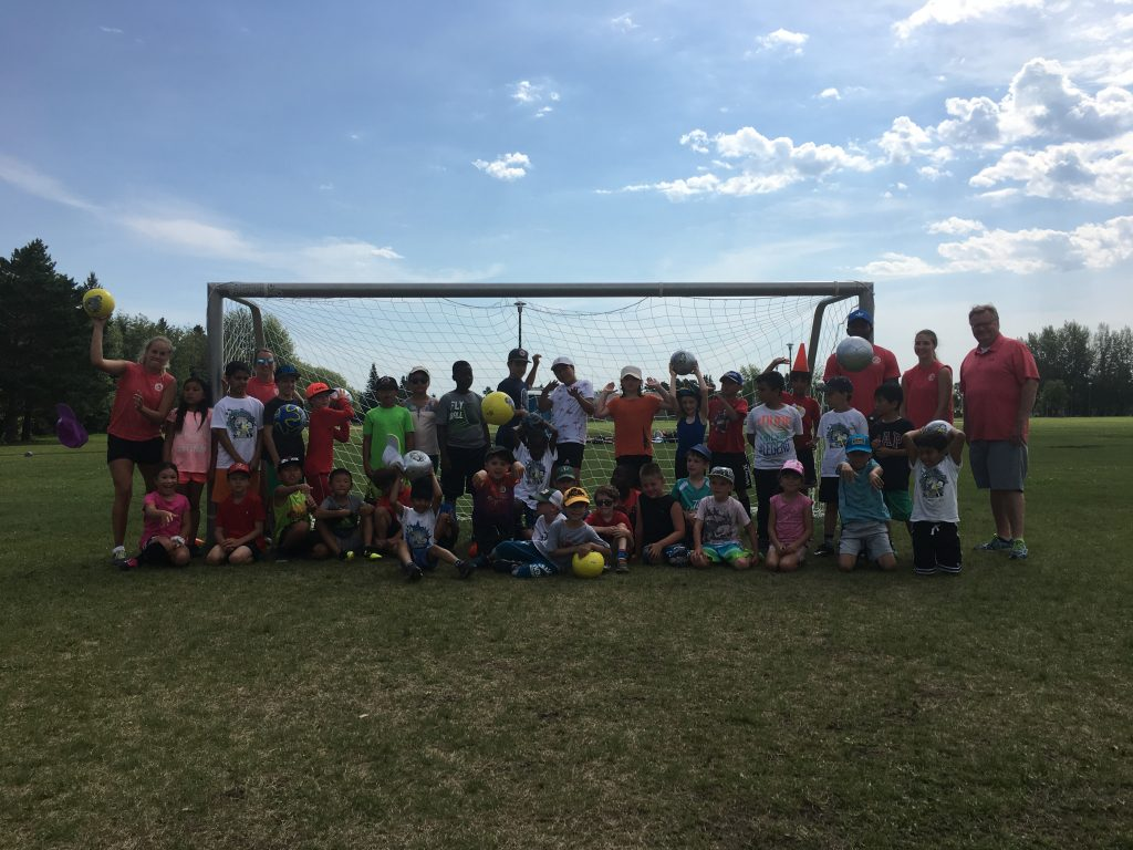 Royal Soccer Club - Canada Summer Jobs Program