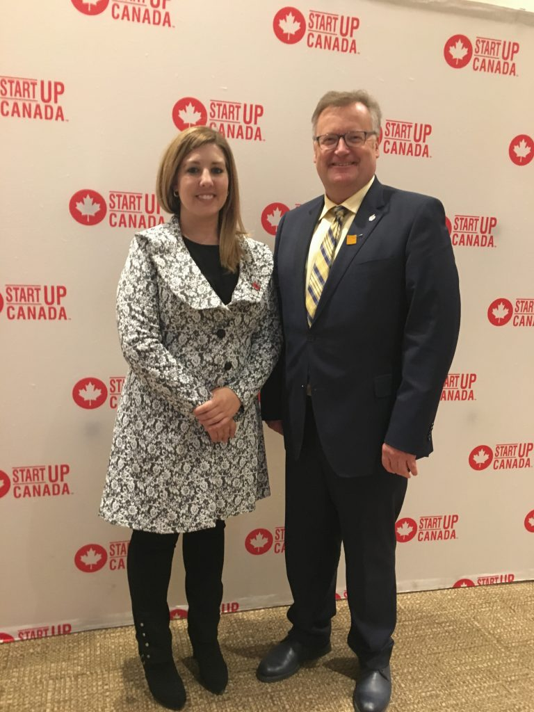 ENTREPRENEURS ON THE HILL-VICTORIA LENNOX CEO STARTUP CANADA