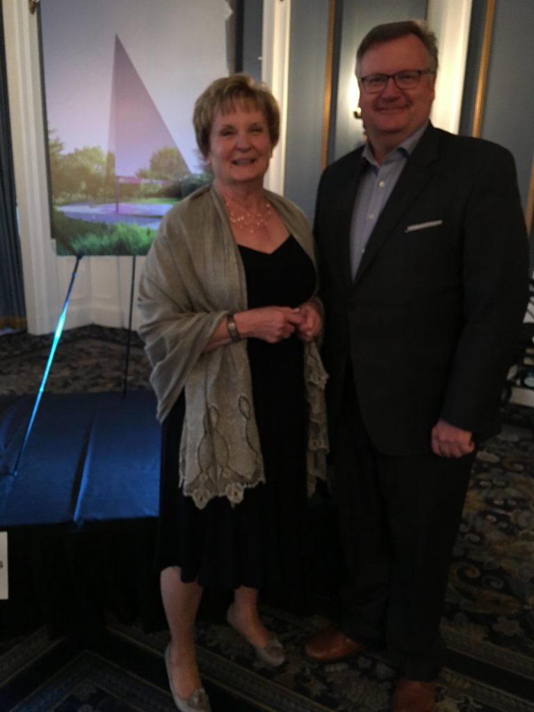 LIGHT OF THE PRAIRIES-LINDA EBACH, BOARD CHAIR