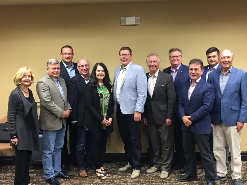SASKATCHEWAN CAUCUS WITH PREMIER SCOTT MOE