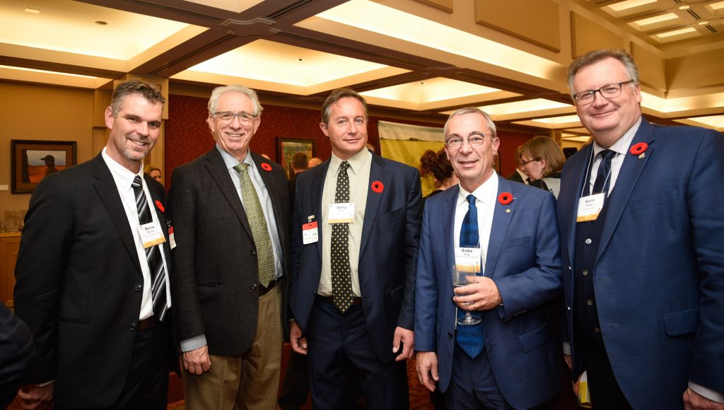 CANOLA COUNCIL OF CANADA RECEPTION