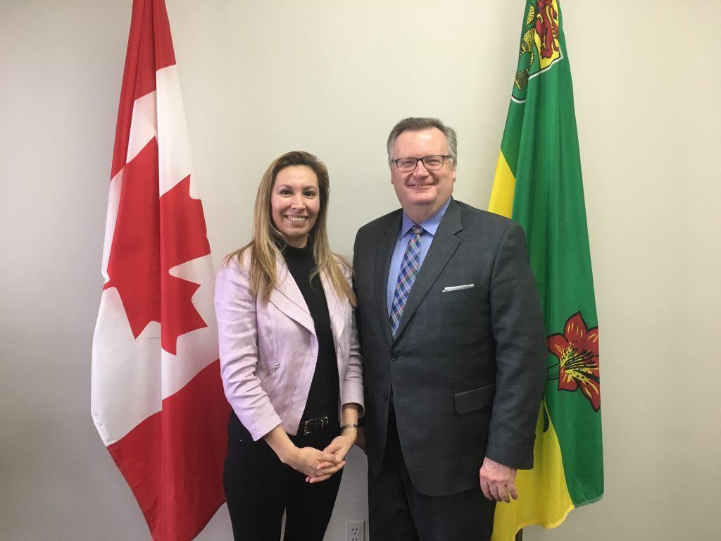 CANADIAN LABOUR CONGRESS-DARLA DEGUIRE, PRAIRIE REGIONAL DIRECTOR