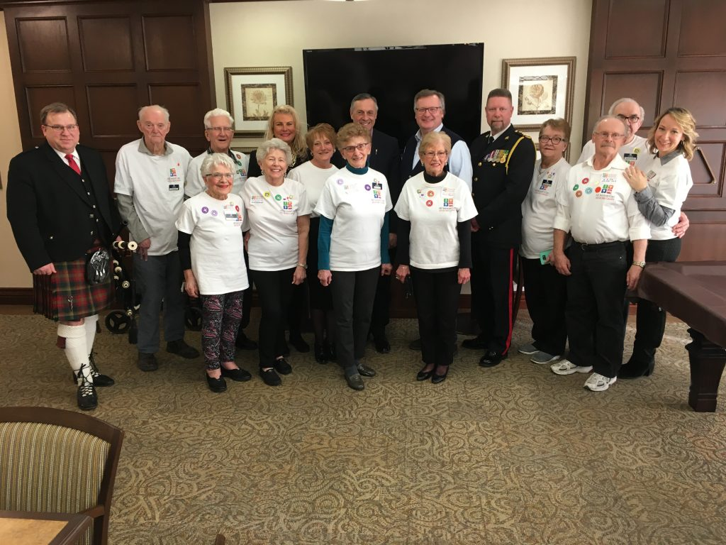 ALL SENIORS CARE GAMES AT PRESTON PARK I & II (2)