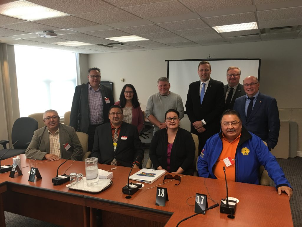 CAMECO MEETING WITH SASKATCHEWAN CAUCUS