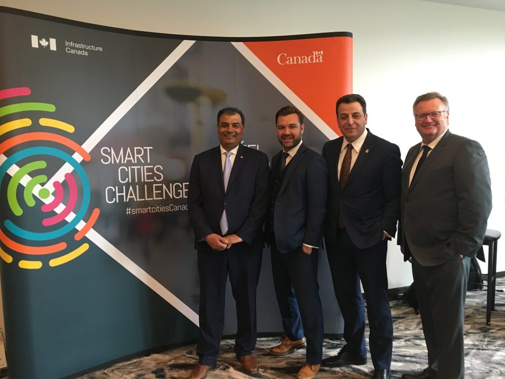 SMART CITIES CHALLENGE-FINALISTS ANNOUNCEMENTS